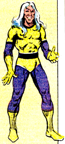Byron Calley (Earth-616) from Official Handbook of the Marvel Universe Vol 2 9