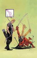 Hawkeye vs. Deadpool Vol 1 3 Textless