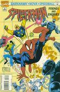 Spider-Man Friends and Enemies Vol 1 3