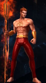 Daimon Hellstrom (Earth-TRN012) from Marvel Future Fight 001