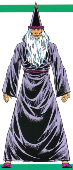 Dakimh (Earth-616) from Official Handbook of the Marvel Universe Master Edition Vol 1 21 0001