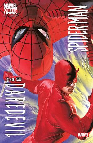 Daredevil Spider-Man Vol 1 1