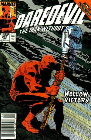 Daredevil Vol 1 276