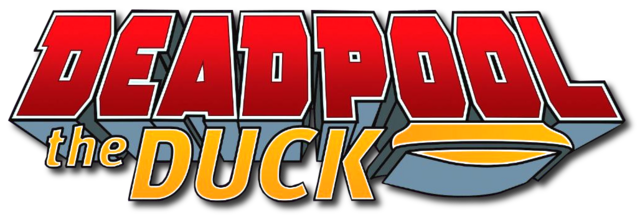 File:Deadpool the Duck (2017) logo.png