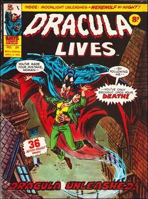 Dracula Lives (UK) Vol 1 24