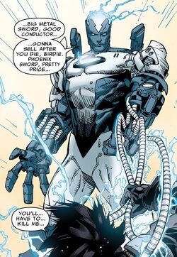 Pn'zo (Earth-616) from X-Men Kingbreaker Vol 1 2 001