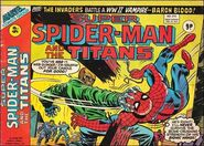 Super Spider-Man and the Titans Vol 1 210
