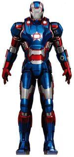 War Machine Armor MK II (Earth-199999) 002