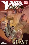 X-Men Origins Beast Vol 1 1