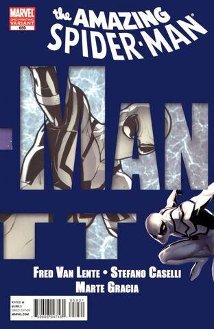 File:Amazing Spider-Man Vol 1 659 Second Printing Variant.jpg