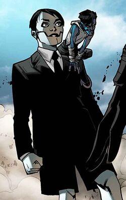 En Sabah Nur (Evan Sabahnur) (Earth-616) from Wolverine and the X-Men 0015