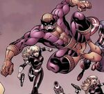 Georges Batroc (Earth-982) from American Dream Vol 1 2 0001