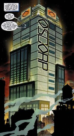 Oscorp (Earth-616)