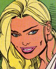 Rachel Argosy (Earth-616) from X-Factor Vol 1 79 0001