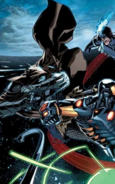 Rider (Wayne) (Earth-4290001) from New Avengers Vol 3 19 cover