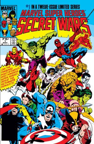 Marvel Super Heroes Secret Wars Vol 1 1