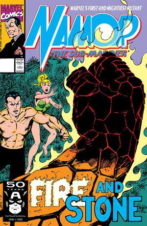 Namor the Sub-Mariner Vol 1 17