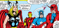 Avengers (Earth-788) from What If? Vol 1 10 0001