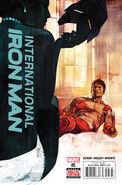 International Iron Man Vol 1 5