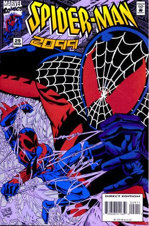 Spider-Man 2099 Vol 1 29