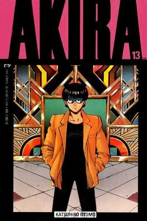 Akira Vol 1 13