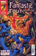 Fantastic Four Adventures Vol 1 25