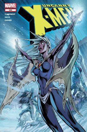 Uncanny X-Men Vol 1 459