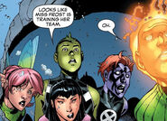 Alpha Squadron (Earth-616) from New X-Men Vol 2 25 0001