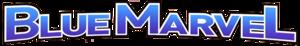 Blue Marvel logo