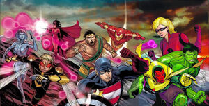 Mighty Avengers 0002