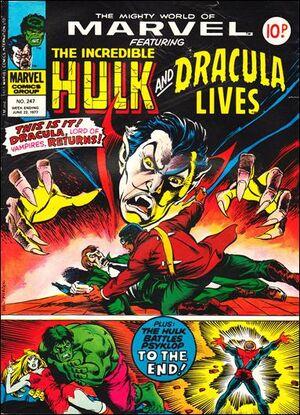 Mighty World of Marvel Vol 1 247