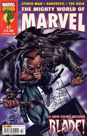 Mighty World of Marvel Vol 3 47