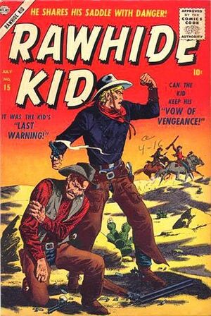 Rawhide Kid Vol 1 15