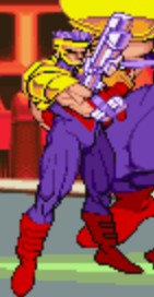 Sven Kleinstock (Earth-30847) from X-Men Children of the Atom (arcade game)