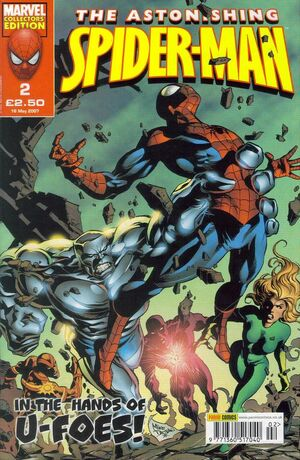 Astonishing Spider-Man Vol 2 2