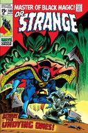 Doctor Strange Vol 1 183