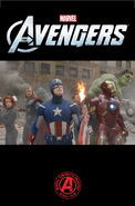 Marvel's The Avengers Vol 1 2 Textless