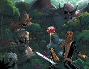 Monster Isle from Uncanny X-Men Vol 3 33 0001