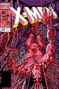 Uncanny X-Men Vol 1 205