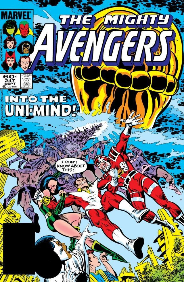 Avengers #247