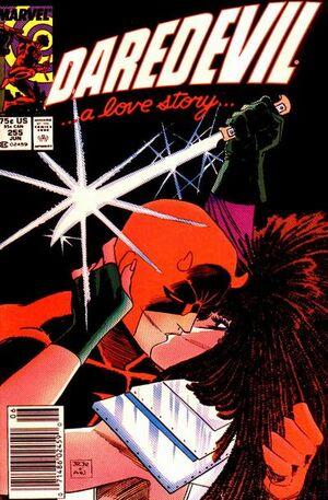 Daredevil Vol 1 255