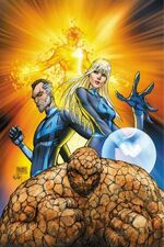 Fantastic Four Vol 1 553 Textless