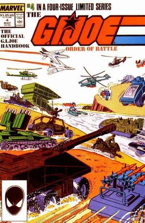 G.I. Joe Order of Battle Vol 1 4