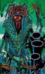 Korozon (Earth-616) from Spider-Man Fever Vol 1 1 0001