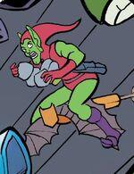 Norman Osborn (Earth-3015) from Web Warriors Vol 1 1 001