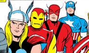 Avengers (Earth-616) from Avengers Vol 1 8 0001