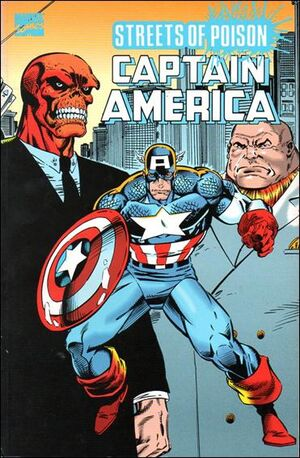 Captain America Streets of Poison TPB Vol 1 1