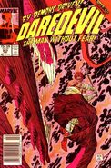 Daredevil Vol 1 263