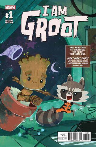 File:I Am Groot Vol 1 1 Night Night, Groot Variant.jpg