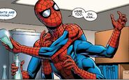 Peter Parker (Earth-92100) from Spider-Verse Team-Up Vol 1 1 003